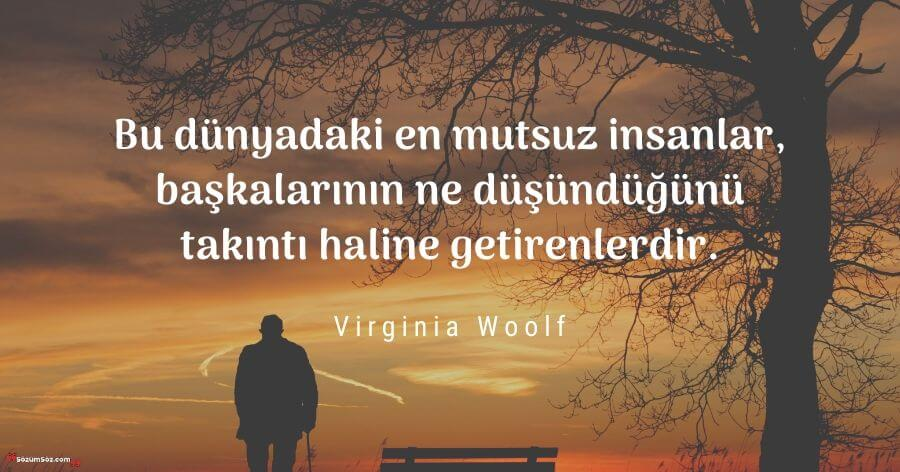 Virginia Woolf sözleri 1