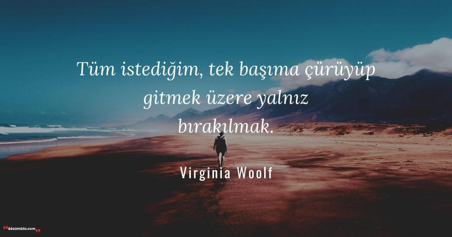 Virginia Woolf sözleri 3